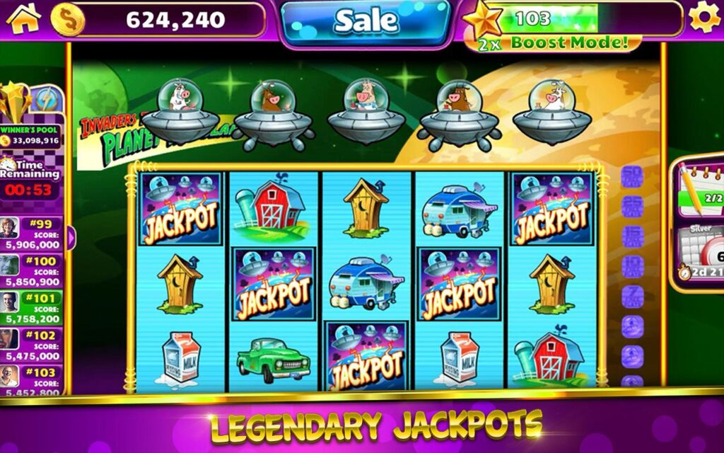 Jackpot Party Casino coins hack